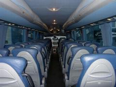 52 seater interior